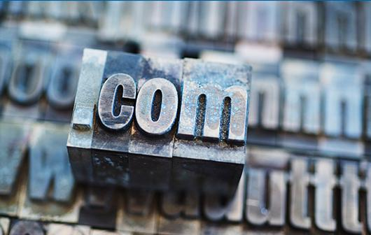 Market your business online with a domain name