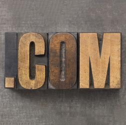 A .com Domain Name Helps Spell Success Online