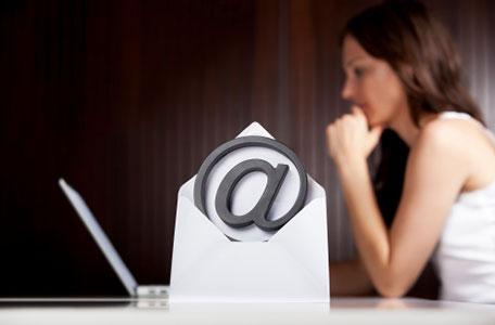 How to set up a professional email address