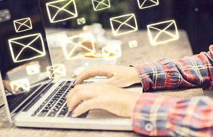 A business email can help build credibility for your brand